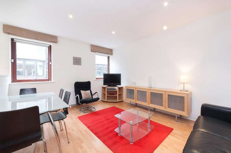 1 Bedroom Flat for sale in Marshall Street, Soho, London, W1F