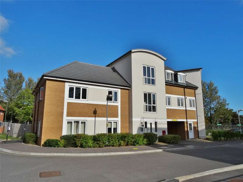 2 Bedrooms Apartment Flat for sale in Sanditon Way, Broadwater, Worthing, BN14