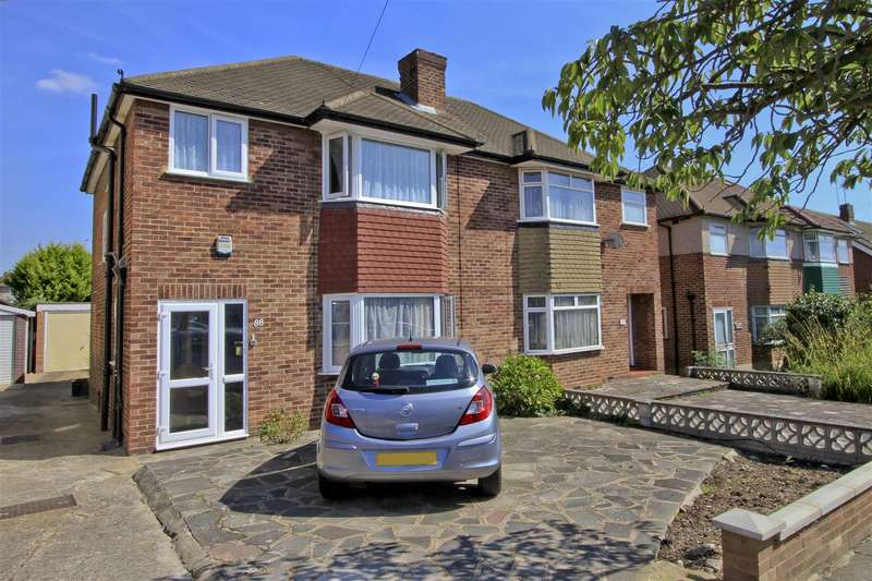 3 Bedrooms Property for sale in Queens Walk, Ruislip