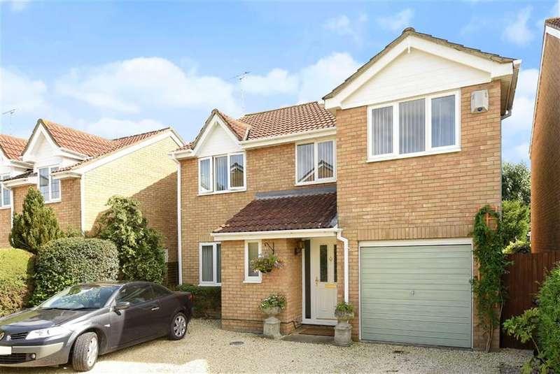 4 Bedrooms Property for sale in Brandon Close, Grange Park, Swindon