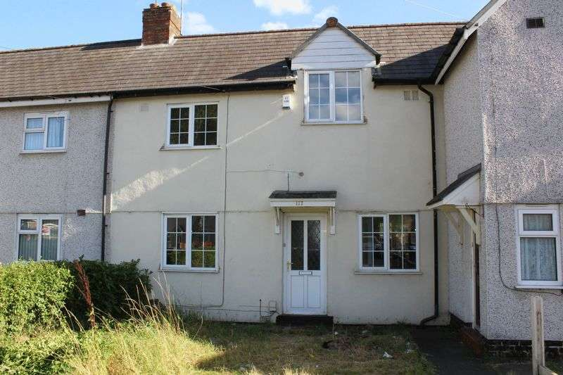 2 Bedrooms Terraced House for sale in Cotterills Road, Tipton