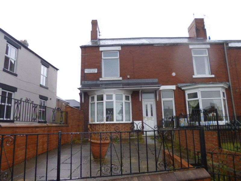 2 Bedrooms Terraced House for sale in Accrington Terrace, Evenwood