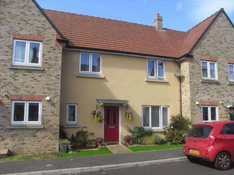 2 Bedrooms Terraced House for sale in Birch Way, Crewkerne