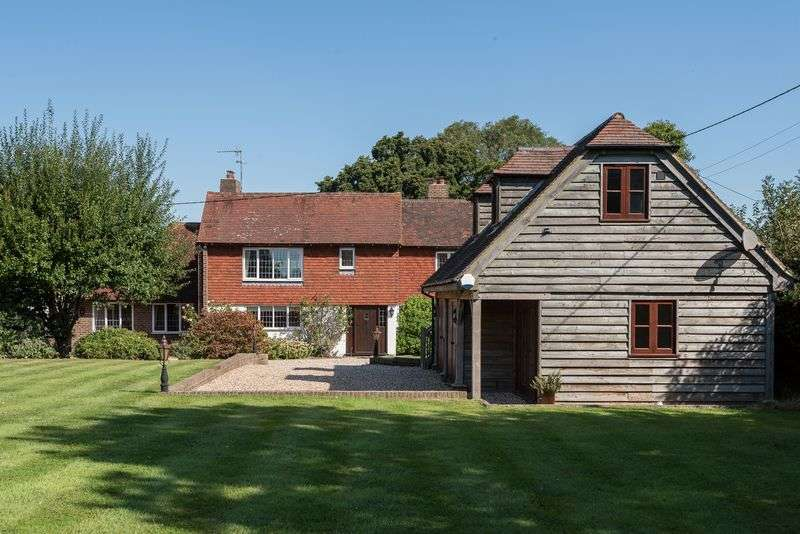 4 Bedrooms Detached House for sale in Langton Lane, Hurstpierpoint, West Sussex,