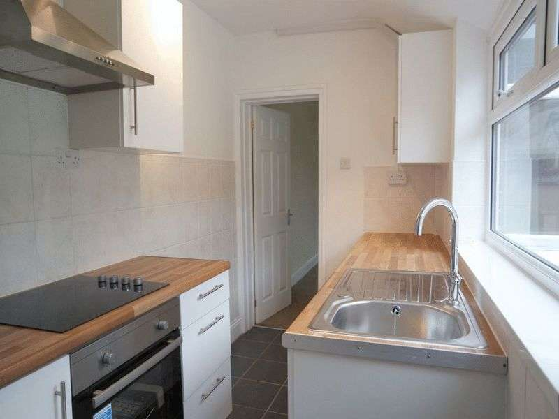 2 Bedrooms Terraced House for sale in Foley Street, Fenton, Stoke-On-Trent, ST4 3DY