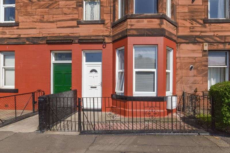 1 Bedroom Flat for sale in 101 Lochend Road, Edinburgh, EH6 8BY