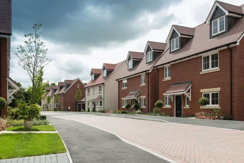 4 Bedrooms Detached House for sale in Plot 40, The Hanover, King's Field, Marcham