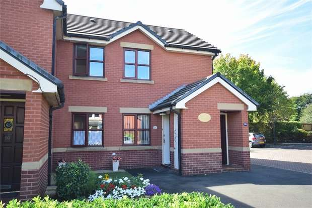 2 Bedrooms Flat for sale in Flat 48, Oxford Court, Oxford Road, Ansdell, LYTHAM ST ANNES, Lancashire