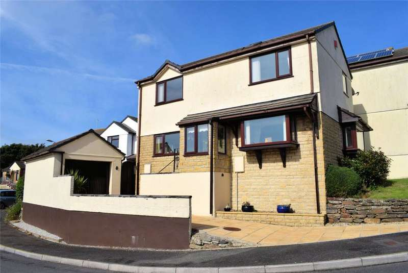 3 Bedrooms Detached House for sale in Gweal Wartha, Helston, Cornwall