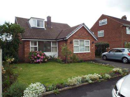 3 Bedrooms Bungalow for sale in Broadwood Drive, Fulwood, Preston, Lancashire
