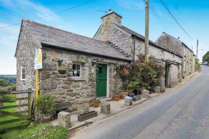 1 Bedroom Semi Detached House for sale in St. Breward, Bodmin, Cornwall