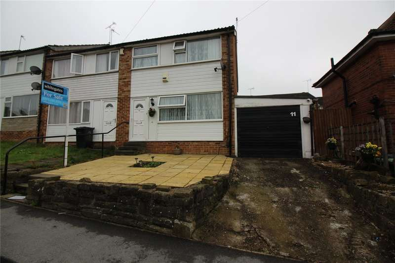 3 Bedrooms End Of Terrace House for sale in Broadlea Avenue, Bramley, Leeds, LS13