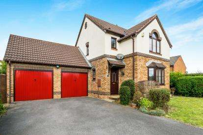 3 Bedrooms Detached House for sale in Shiels Drive, Bradley Stoke, Bristol, Gloucestershire