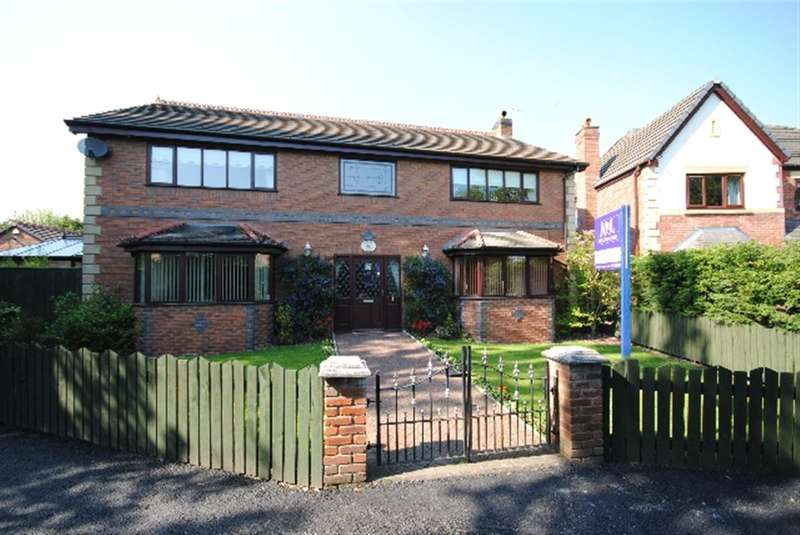 4 Bedrooms Detached House for sale in Tanpit Lane, Winstanley, WN3