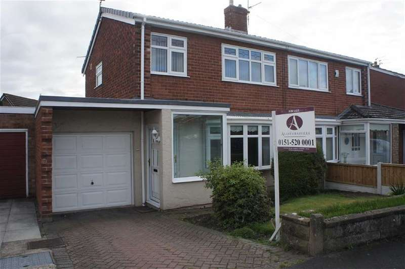 3 Bedrooms Property for sale in Mersey Avenue, Maghull, Merseyside