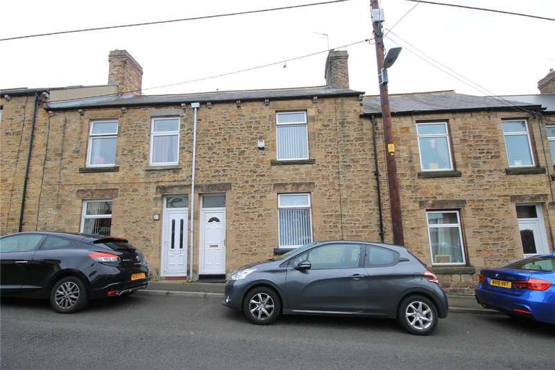 2 Bedrooms Terraced House for sale in George Street, Blackhill, Consett, DH8