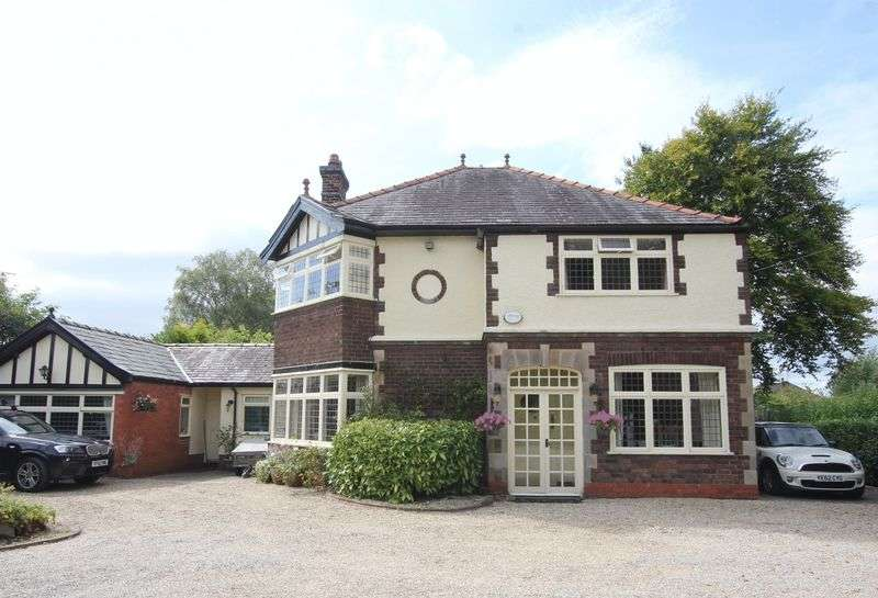 4 Bedrooms Detached House for sale in Mill Hill Road, Irby, Wirral