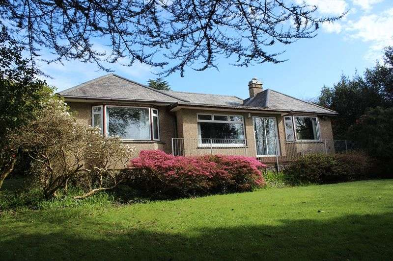 3 Bedrooms Detached Bungalow for sale in Higher Tremena, St. Austell
