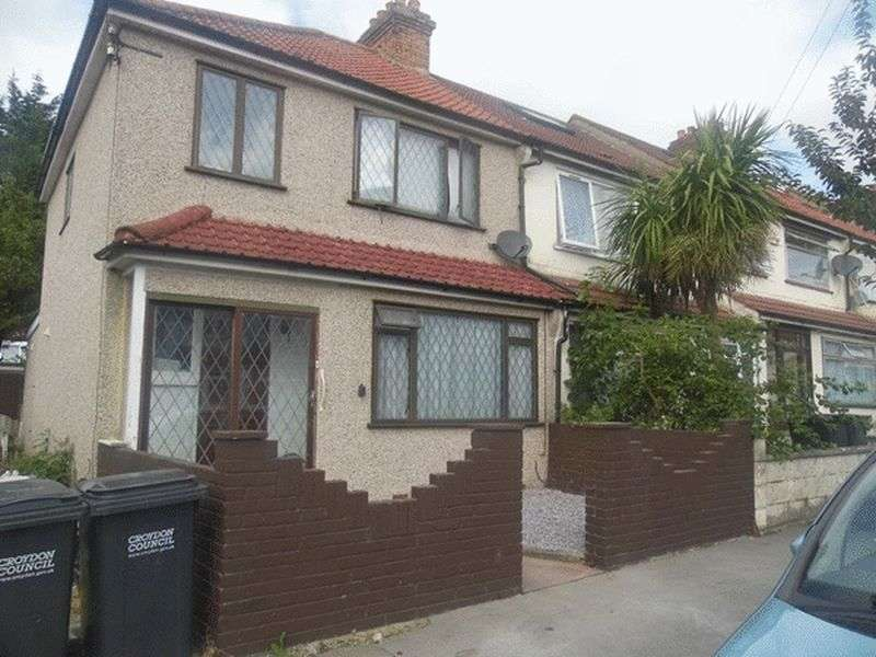 3 Bedrooms Terraced House for sale in Harcourt Road, THORNTON HEATH, Surrey