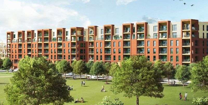 2 Bedrooms Flat for sale in Reverence Block, Colindale Gardens, Colindale Avenue, London
