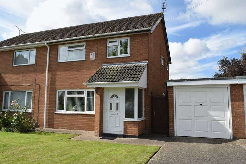 3 Bedrooms Semi Detached House for sale in Willow Drive, Chester