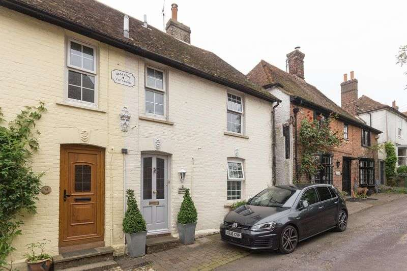 3 Bedrooms Terraced House for sale in Elham