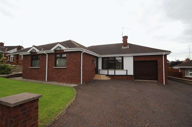 4 Bedrooms Detached Bungalow for sale in 37 Bowens Manor, Lurgan