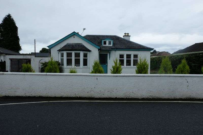 Property for sale in 1 Lodge Road Inverness