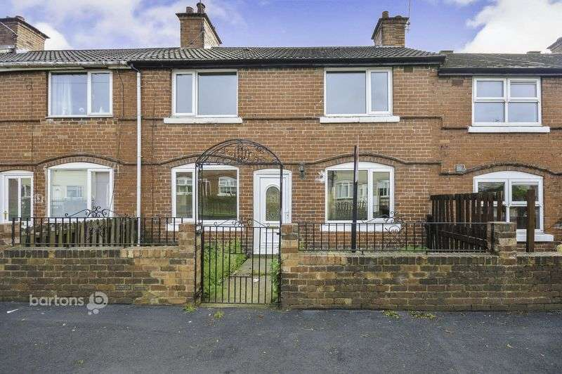 3 Bedrooms Terraced House for sale in Farquhar Road, Maltby, Rotherham