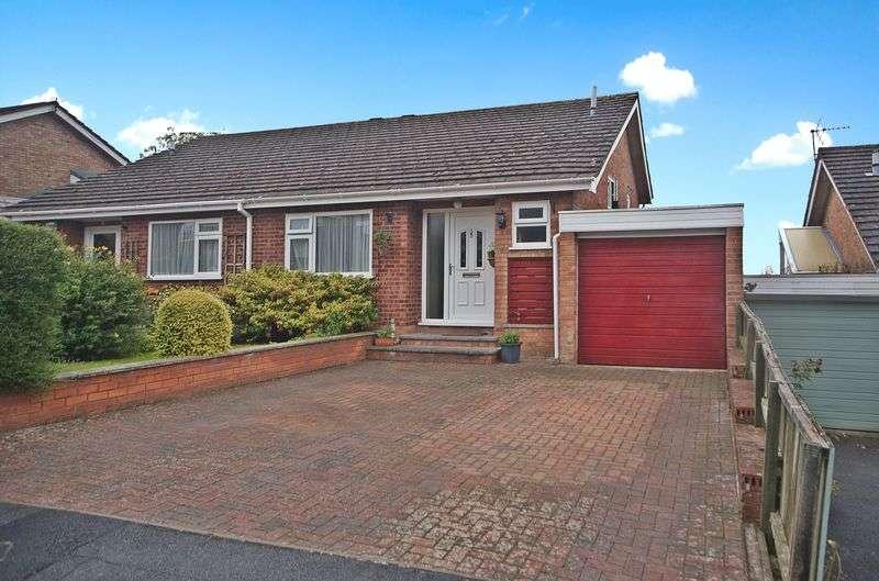 3 Bedrooms Semi Detached House for sale in Highwell Avenue, Bromyard