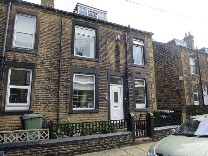 2 Bedrooms Terraced House for sale in Great Northern Street, Morley,