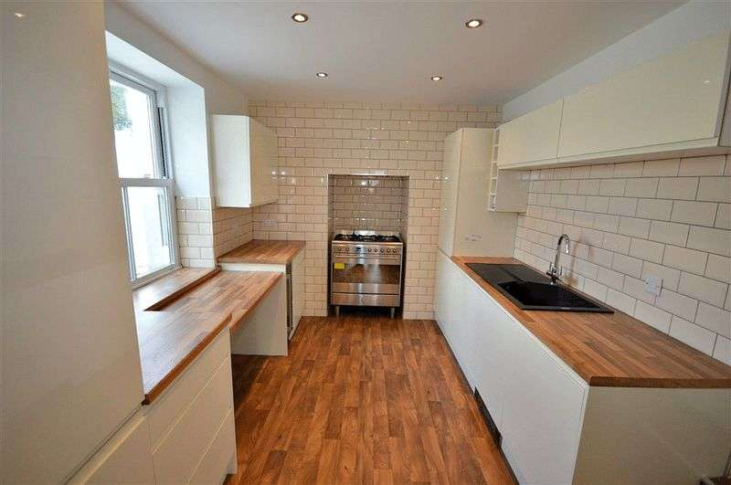2 Bedrooms Terraced House for sale in Woodland Street, Pontypool