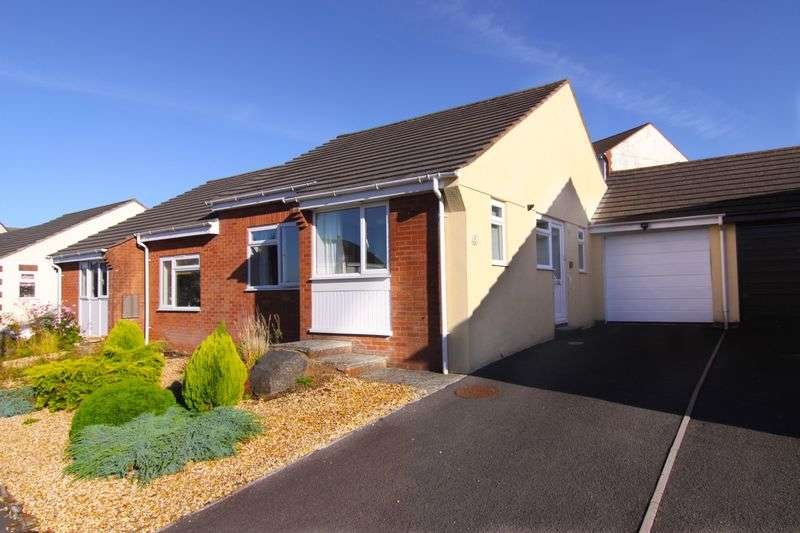 2 Bedrooms Semi Detached Bungalow for sale in Saddlers Way, Okehampton