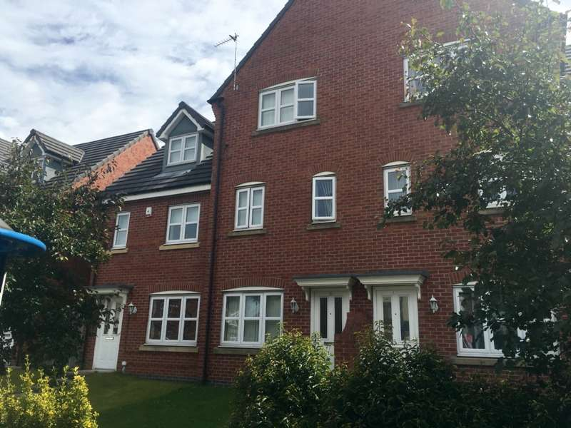 3 Bedrooms Town House for sale in Kiveton Walk off Battersby Lane