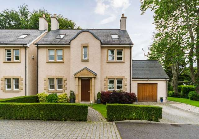 5 Bedrooms Detached House for sale in Tenterfield Drive, Haddington, East Lothian, EH41 3JF