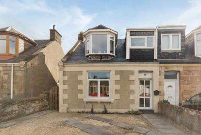 4 Bedrooms Semi Detached House for sale in Falkland Park Road, Ayr