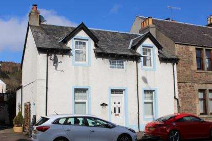 3 Bedrooms End Of Terrace House for sale in Main Street, Callander