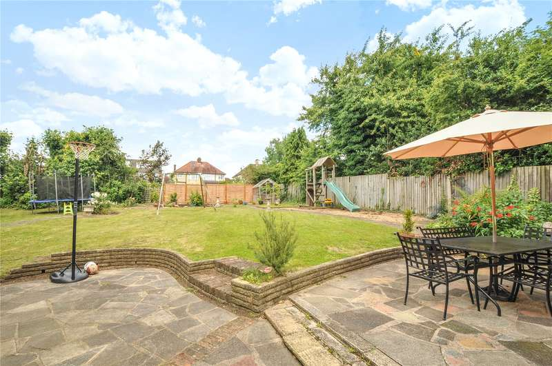 3 Bedrooms House for sale in Sycamore Road, Croxley Green, Hertfordshire, WD3