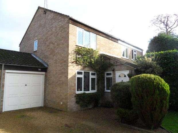 3 Bedrooms Semi Detached House for sale in Verran Road, Camberley, Surrey