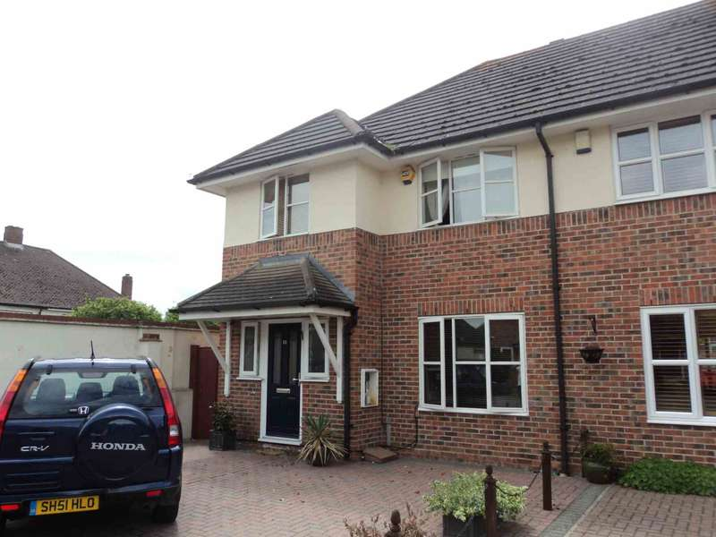 3 Bedrooms Semi Detached House for sale in Silver Birch Mews, Ilford