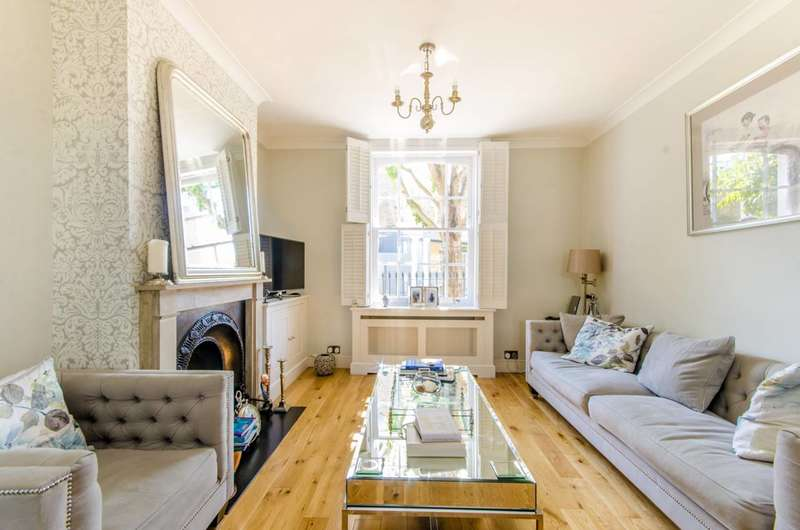 2 Bedrooms House for sale in Baring Street, Islington, N1