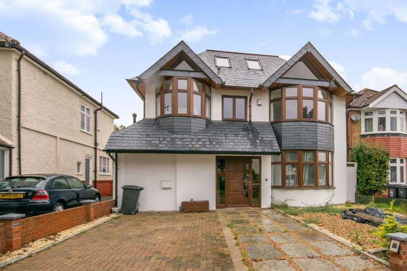 6 Bedrooms Detached House for sale in Collingwood Avenue, Tolworth, KT5