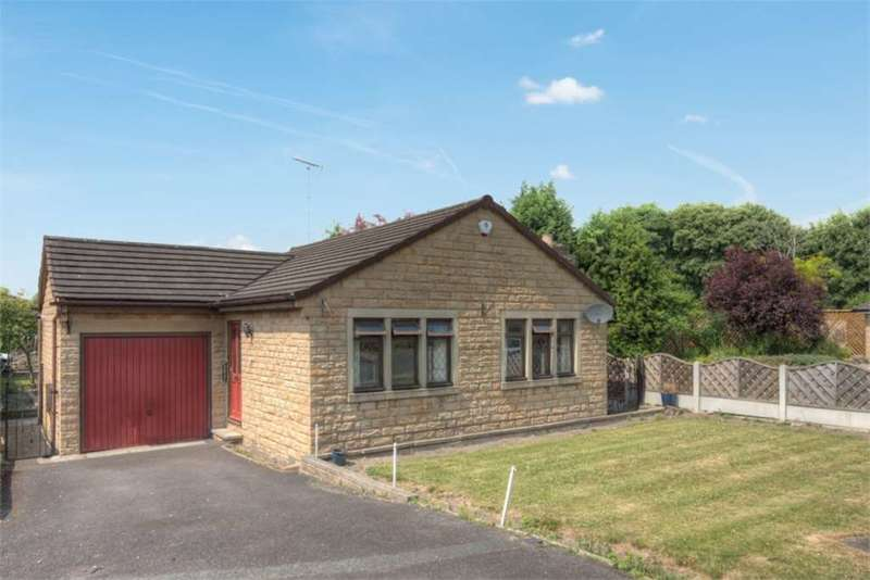 2 Bedrooms Bungalow for sale in Lodge Farm Close, Dewsbury