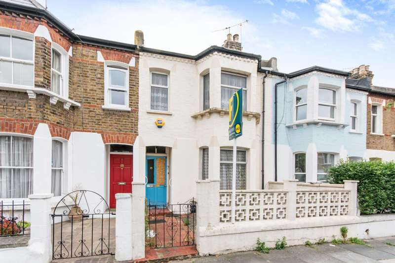 3 Bedrooms House for sale in Vespan Road, Shepherd's Bush, W12