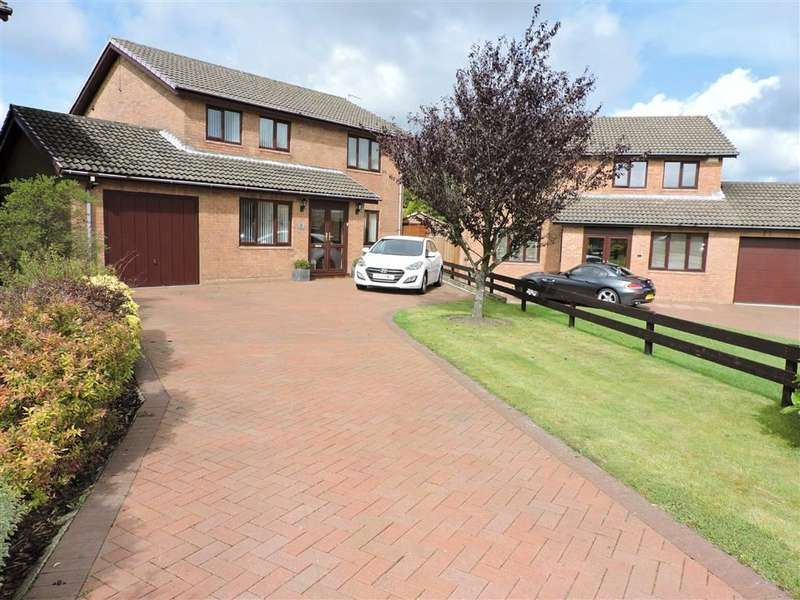 4 Bedrooms Property for sale in Clos Ty Mawr, Penllergaer