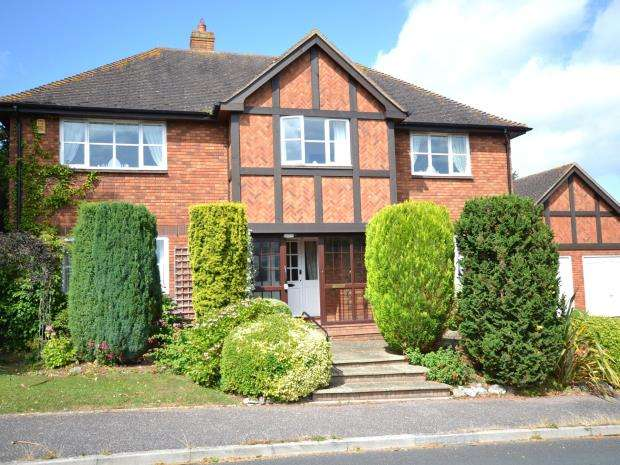 4 Bedrooms Detached House for sale in Stoneyford Park, Budleigh Salterton, Devon
