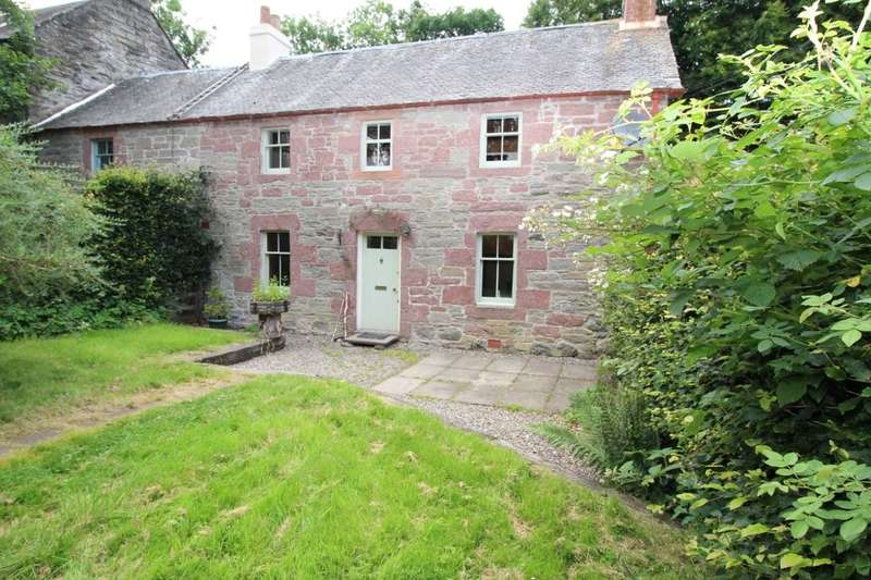 2 Bedrooms Property for sale in The Cottage Easter Claypotts, Caputh, Perth, PH1