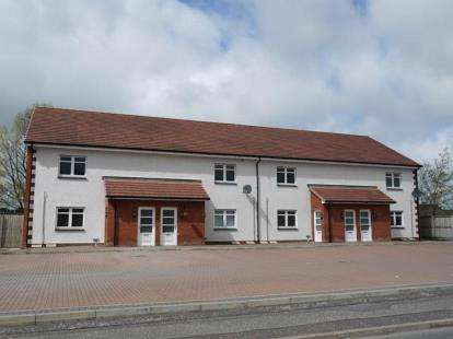2 Bedrooms Flat for sale in Church Court, Blackfaulds Road, Cumnock, East Ayrshire