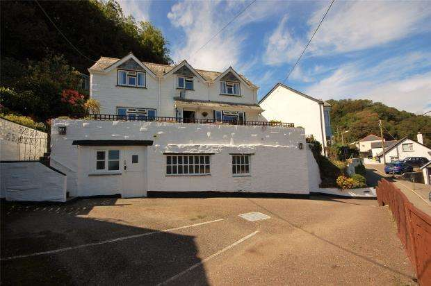 4 Bedrooms Detached House for sale in Landaviddy Lane, Polperro, Looe, Cornwall