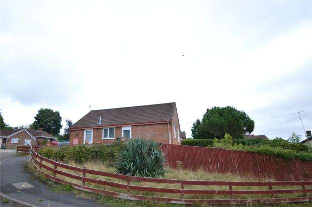 2 Bedrooms Detached Bungalow for sale in Rowan Close, Ogwell, Newton Abbot, Devon